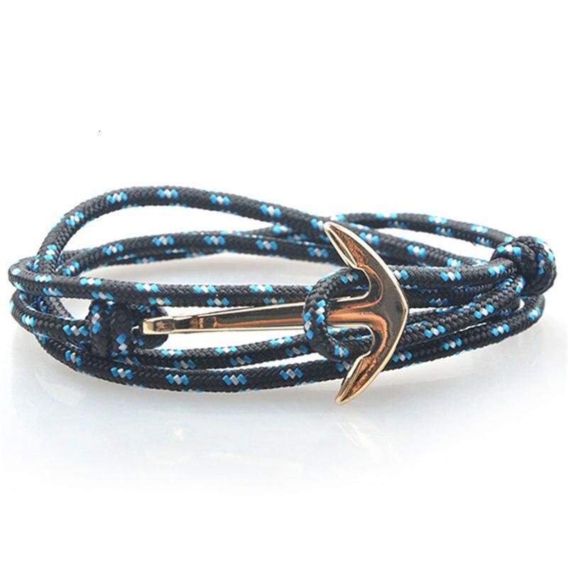 Модные нейлоновые браслеты для женщин и мужчин, подарки для пар, плетеный браслет, мужской браслет, трендовый веревочный браслет с крючком и...