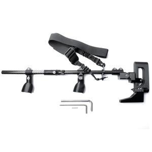 Image 3 - Professionale VR Tiro Staffa di Supporto Pistola Gioco di Tiro Stabile Gun Controller Supporto per Oculus rift S/Oculus Quest Accessorio