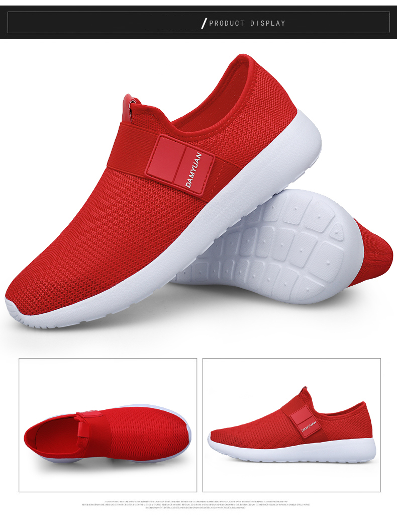 Hd1d8cce88efe494a87871ea4657ebdd4P - Damyuan Woman Shoes Sneakers Flats Sport Footwear Men Women Couple Shoes New Fashion Lovers Shoes Casual Lightweight Shoes