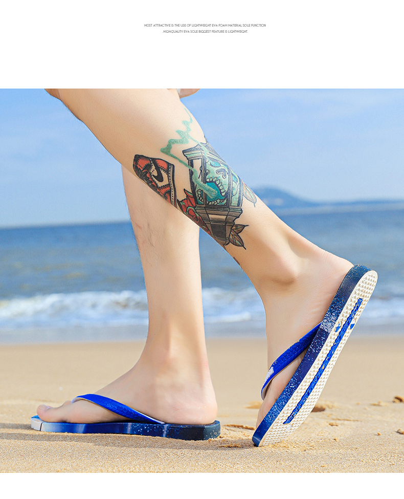 Hd1d9435e2c894643b6f939310c74c6b9e - VESONAL Summer Graffiti Print Slippers Men Shoes Flip Flops Slipers Male Hip Hop Street Beach Slipers Casual Flip-flops