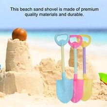 Beach Sand Shovel Toys Safe Plastic Spades Gardening Outdoor Digging Sand Shovel Play Sand Tool Plastic Spade Model Toy