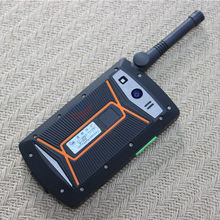 W305 cep telefonu dokunmatik ekran Walkie Talkie 3GB 32GB 5000mAh 4 ''4G LTE 16MP kamera LED NFC SOS radyo PTT interkom