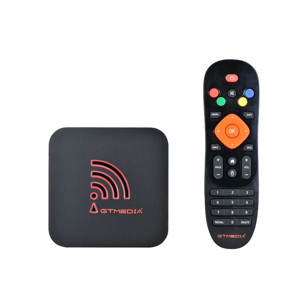 Nieuwe G5 Android 9.0 4G 64G Tv Box 4K Youtube Google Assistent 3D Video Tv Ontvanger Wifi bluetooth Tv Box Play Store Set Top Box