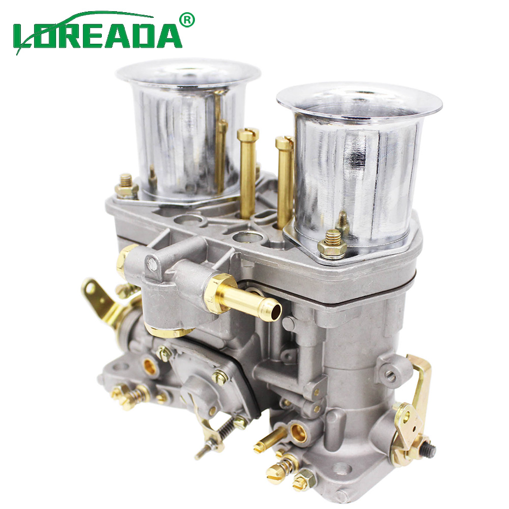 Brand New OEM 44IDF Carburetor With Air Horn Fits For VW Fiat Porsche Bug Beetle Replace Weber Carb 44 IDF