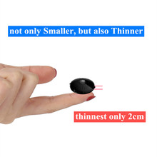 лучшая цена HiLEME Thinnest 2cm Mini Camera Wireless WIFI  with Convex Lens and High Resolution mini camera HD 1080P Motion detection