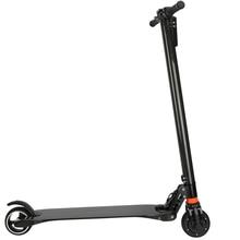 Амортизатор нового углеродного волокна длинный диапазон складной электрический скутер для взрослых patineta electrica