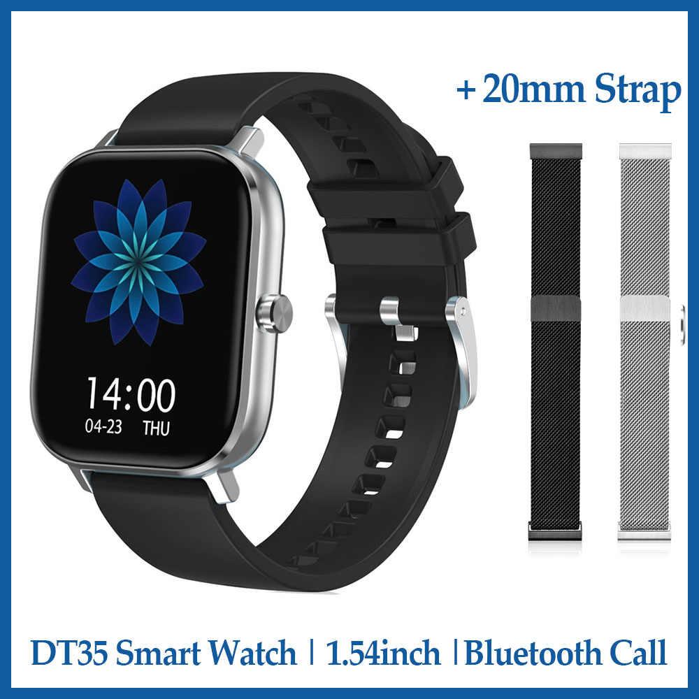 No 1 Dt35 P8 Pro Smart Watch Ecg Monitor Heart Rate Blood Pressure Bluetooth Call Ip67 Waterproof Remote Photo Smartwatch Smart Watches Aliexpress
