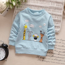 2020 Baby Boys Girls Kids Sweatshirts Spring Autumn Children