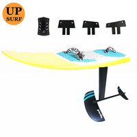 AD H5 SUP aluminum hydrofoil for for SUP surfboard ,windsurfing 3k carbon wings