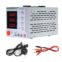 Adjustable Power Supply 605A High Precision Adjustable 60V 5A DC Linear Digital Voltage Regulator Laboratory Power Supply cps 3205 5a 32v 160w portable adjustable mini dc power supply precision compact digital adjustable ovp ocp otp eu plug