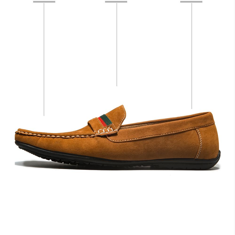 Hd1dbbf4adf6e476d99fc1dc7e3ffc3544 Men Loafers shoes 2020 Autumn Fashion Moccasins Footwear Suede Slip-On Brand Men's Shoes Men Leisure Walking Men's Casual Shoes