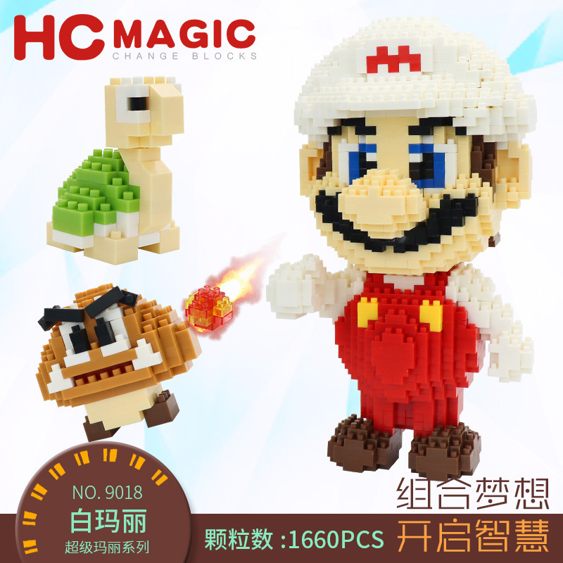 Super Mario Bros Micro Building Blocks 12