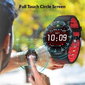 Image 2 - HopoFit Z05 חכם שעון גברים מלא מגע גשש כושר קצב לב צג צמיד עמיד למים IP67 גברים נשים אנדרואיד iOS