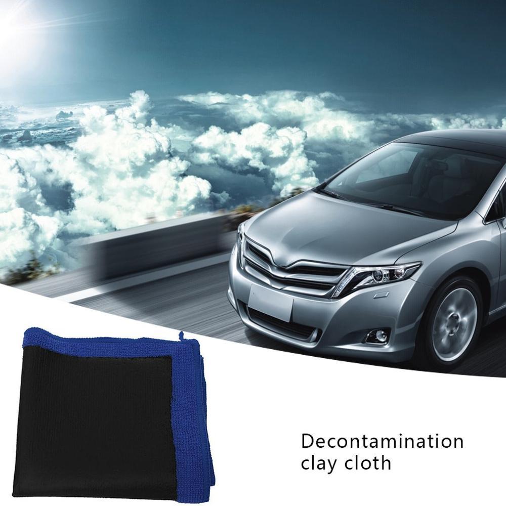 Car Beauty Supplies Car Wash Mud Cloth Clay Cloth Decontamination Magic Mud Cloth To Rust Car Wash Cloth