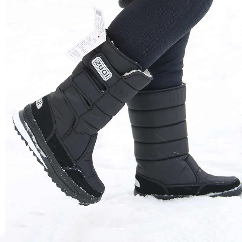 Plush Warm Snow Boots Camouflage Men Boots Platform Winter Shoes Male Shoes Adult Winter Boots Men Shoes Size 47 Boots Men 39 S