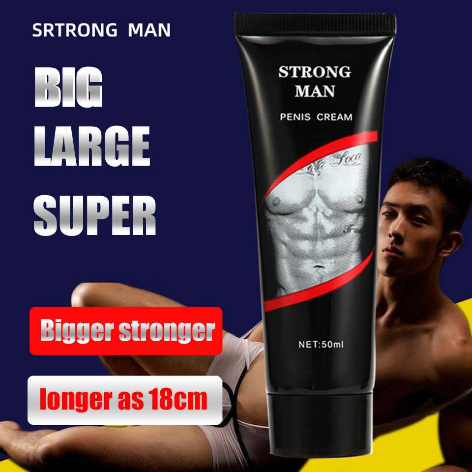 Penis Massage Gel Man Penis Enlargement Essential Oil Increase Growth Extension Delay Cream Increase Erection Hardness Sex Shop