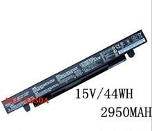 Bateria Para Asus A450 A550 F450 K450 K550 X450 X550 X550CA A41-X550 A41-X550A