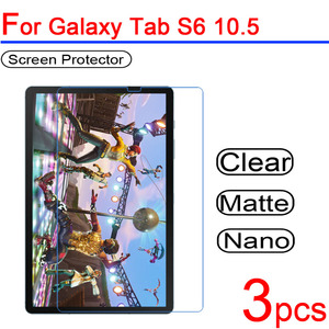 3pcs Ultra Clear LCD Tablet Sc