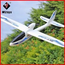 цена на WLtoys F959 RC Airplane Sky King 2.4G 3CH N60 Motor RC Aircraft Wingspan RTF Remote Control Airplane LCD Transmitter Drones Toys