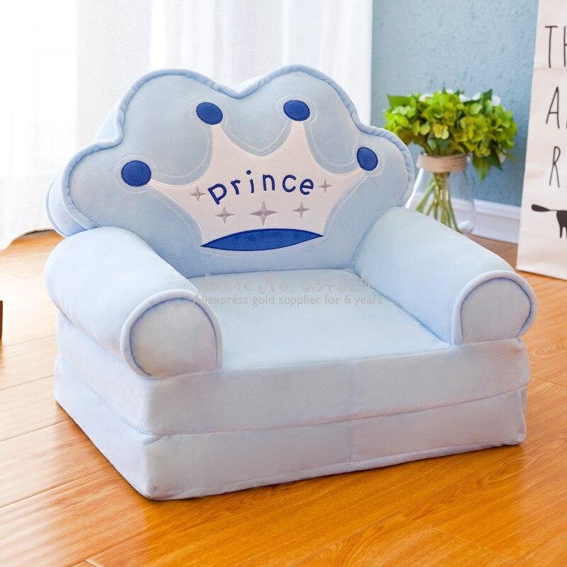5% разобранный детский диван, модный детский диван, складной мультяшный милый детский мини-диван, диван для детского сада 2