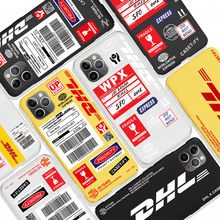 Hot DHL Express Lembut Case untuk iPhone 11 Pro X XS Max XR 8 7 6 6 S PLUS silikon Telepon Mencakup 50th Anniversary Coque Fundas(China)