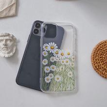 Flower Floral Phone Case For iPhone 11 1