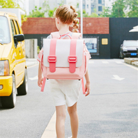Child Mini Schoolbags Cartoon Cute Baby Girl Backpacks Small Kids Travel Shoulder Bags Waterproof Students Bag Gift for Princess