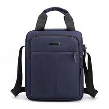 Men Handbags Casual Leather Laptop Bags Male Business Travel Messenger Bags Men