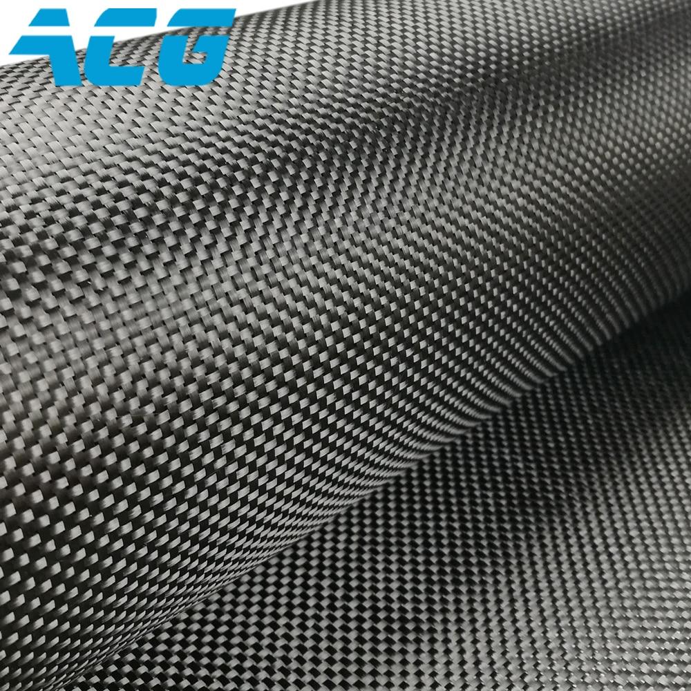 Tecido de fibra de carbono de pano
