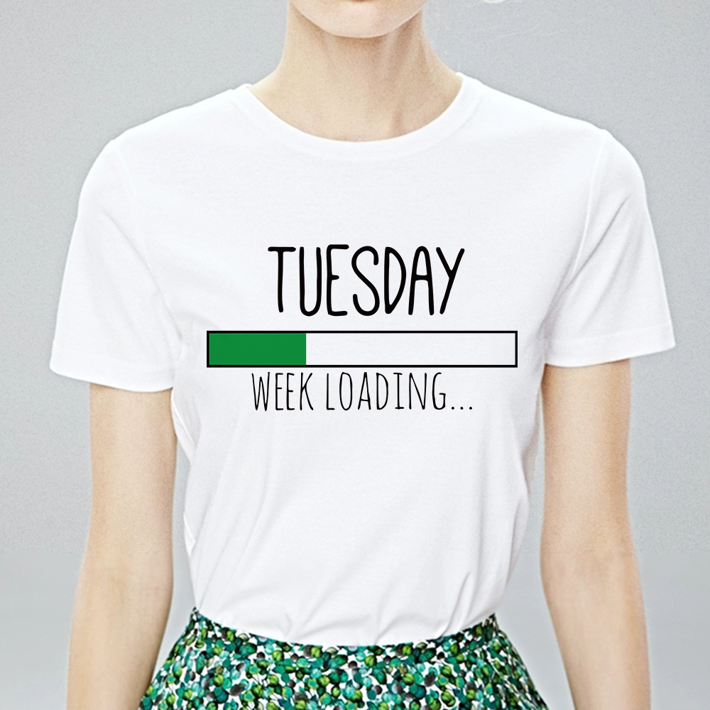 Tuesday Graphic T-shirt