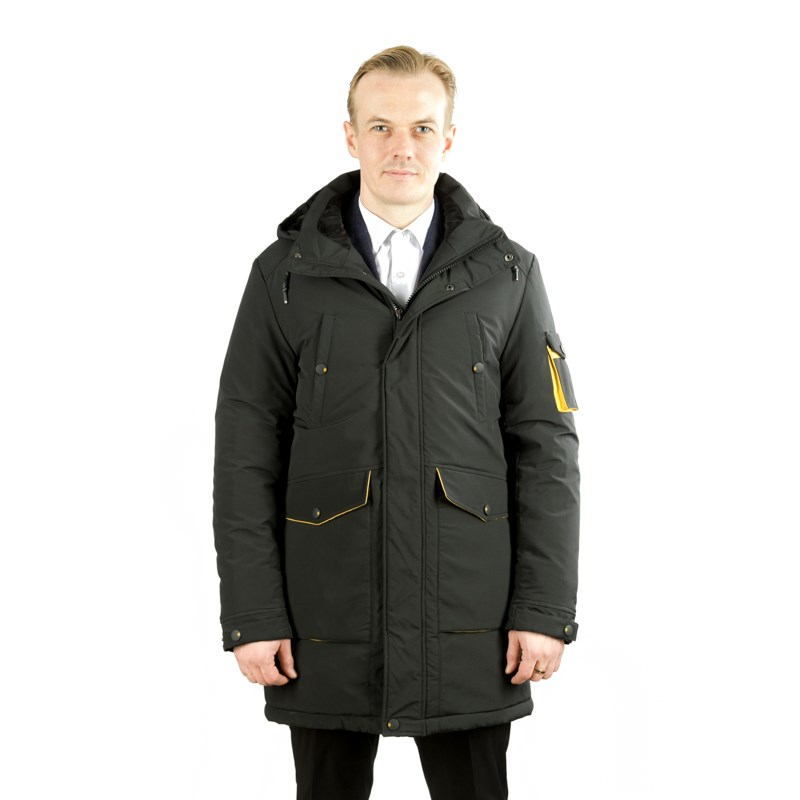 R. LONYR Men's Winter Jacket RR-77775B-1-A