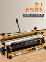 Vender https://ae01.alicdn.com/kf/Hd1e0c48d46a246f7add46eb7c9fbf87fX/Máquina de espigado para carpintería máquina de espiga pequeña de 12 pulgadas máquina remachadora de cola.jpg