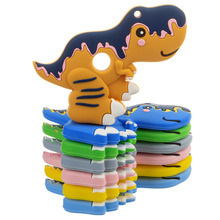 Baby Teether Carton Animal Silicone Teething toys BPA Free Animal Shape