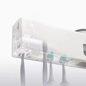 Image 2 - شاومي Dr.Meng حامل فرشاة الأسنان التطهير الذكي UVC الأشعة فوق البنفسجية التعقيم المحيطي ذكي تحريض جسم الإنسان