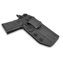 Tactical Kydex Holster IWB Holster Right Hand Glock Gun Holder Inside Waistband 9mm Holster For Glock 17 22 31 Pistol Handgun