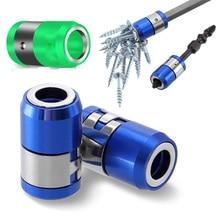 Screwdriver Universal Head-Magnetizer Magnetic-Steel-Sleeve Electric Metal