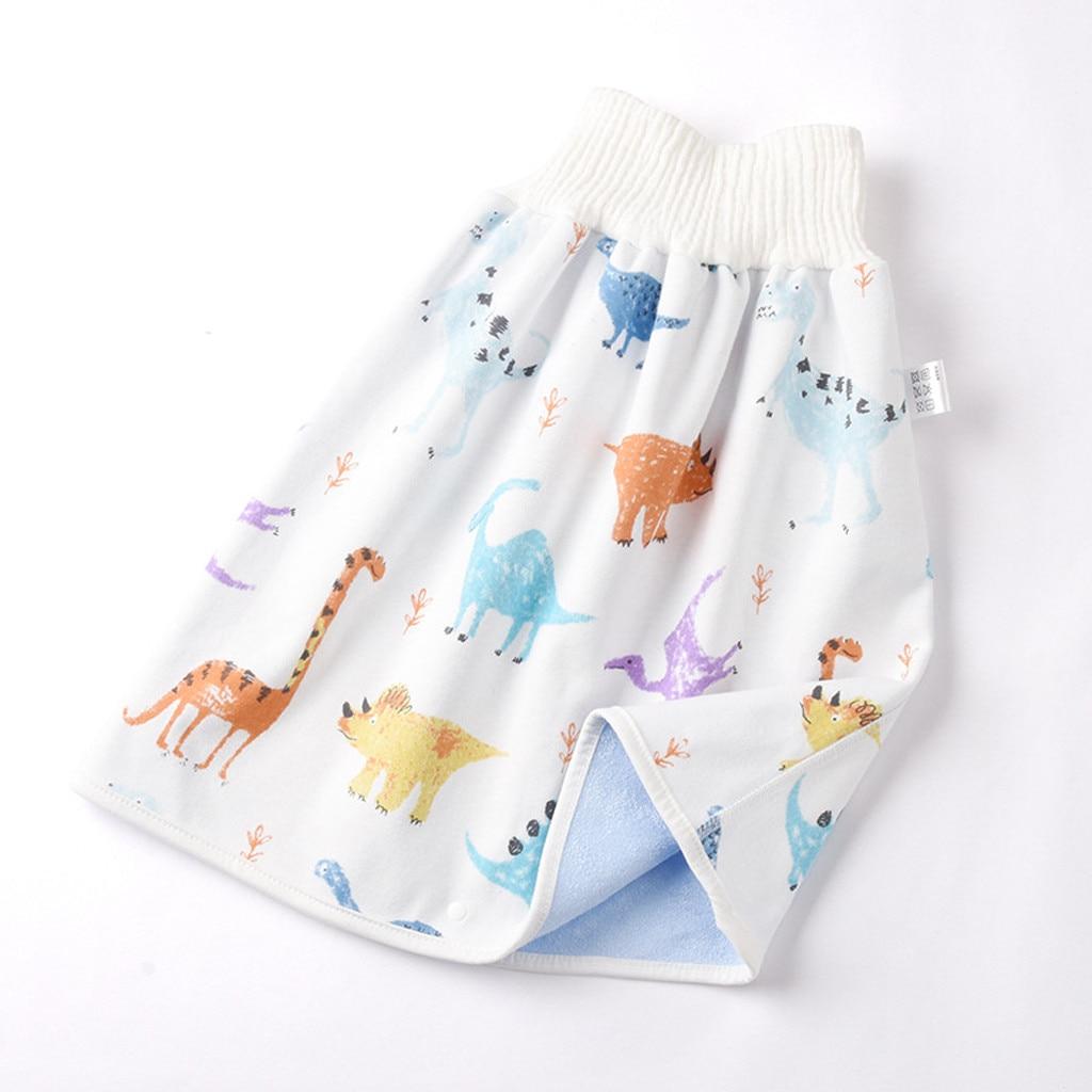 #48 От 0 до 8 лет детей Водонепроницаемая пеленка юбка моющийся многоразовый подгузник детский хлопковый подгузник для новорожденных подгузн...