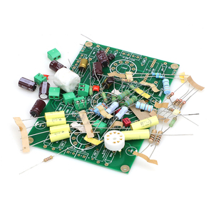 Image 3 - SUQIYA EAR834 Hifi Riaa Mm (Moving Magnet) Phono Versterker 12AX7 Tube Stereo Pcb Diy Kit Voorversterker Pcb Printplaat