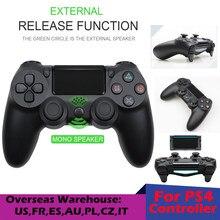 Mando inalámbrico Bluetooth para PS4, mando para Playstation Dualshock 4, consolas de videojuegos aptas para consola ps4