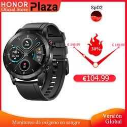 В наличии глобальная версия Honor Magic Watch 2 умные часы Bluetooth 5,1 умные часы 14 дней водонепроницаемые спортивные часы для Android iOS