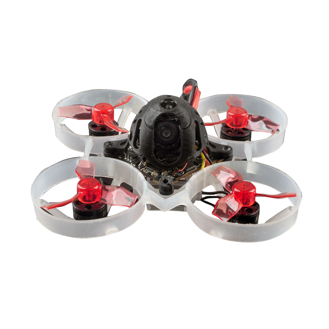 Happymodel Mobula6 Mobula 6 1S 65mm Brushless Bwhoop FPV Racing Drone with <font><b>4in1</b></font> Crazybee F4 Lite Runcam Nano3 Preorder RC Dron image