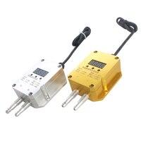QDF70B Digital Display Luft Differential Druck Sensor Micro Wind Differential Druck Sender 4 20mA Druck Sender-in Drucktransmitter aus Werkzeug bei