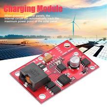 18650 модуль зарядки батареи 1 ячейка литиевая батарея Зарядка 12 В регулятор MPPT солнечной панели солнечный контроллер 3A