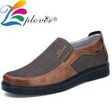 Summer Canvas Shoes For Men Casual Shoes Breathable Business Men Shoes Slip On Flats Non-slip Men Loafers Plus Size 38-50 цена 2017