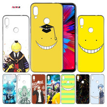 Ansatsu Kyoushitsu Phone Case For Xiaomi Mi Redmi Note 7 6 8 9 K20 9T Pro A3 A2 Lite F1 CC9 CC9e 6A 7A 7S Shell Cover Coque(China)