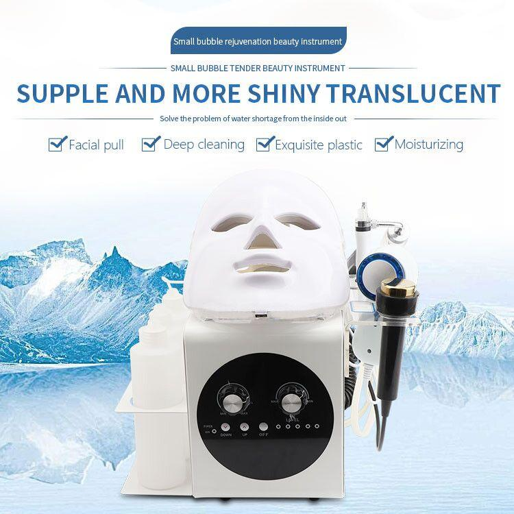 Facial Skin Care Tools Deep Cleansing Skin Rejuvenation Moisturizing Skin Care Electroporation Beauty Equipment