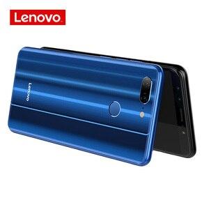 Image 4 - Мобильный телефон lenovo с глобальной версией, 4 Гб, 32 ГБ, восьмиядерный смартфон, 5,7 дюймов, 4G, LTE мобильный телефон, 3000 мАч, Android 8,1, K9 телефон
