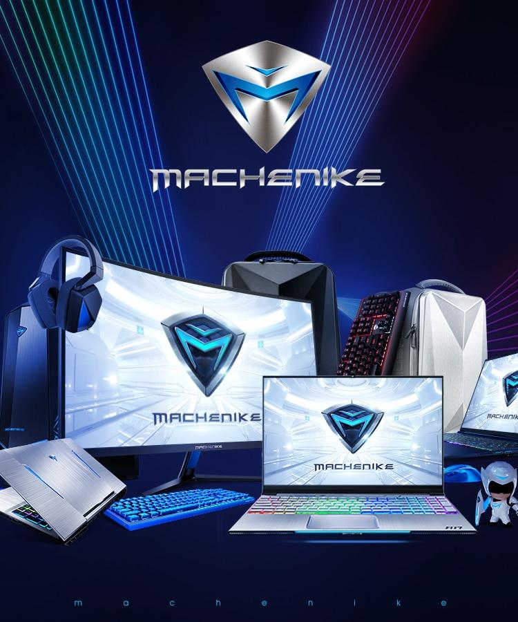 Hd1e6f92d93d5460f84ef5f64bb5d8d42I Machenike T90-T6C Gaming Laptop (Intel Core i7-8750H+GTX 1060 6G/8GB RAM/256G SSD/15.6'' 144Hz72%NTSC) Machenike-brande notebook