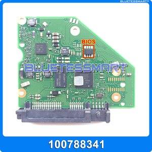 Запчасти для жесткого диска печатная плата 100788341 REV C для Seagate 3,5 SATA hdd 3T 4T 5T восстановление данных