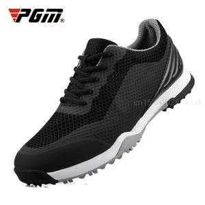 Image 2 - Golf Shoes Mens Sneakers Anti skid Sole Breathable Sneakers Waterproof Soft Golf Shoes for Men Training Sports Shoes